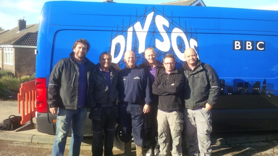 J Dodds Fencing and Decking on DIY SOS